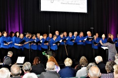Mount Lofty Singers Performance